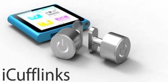 ICufflinks  Apple風製品