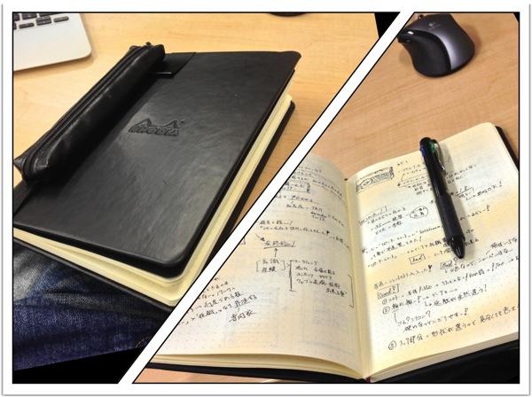 ロディア 文具好きの私が愛した2つのノート