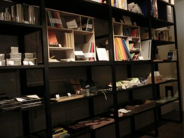 文房具カフェ 店内 3