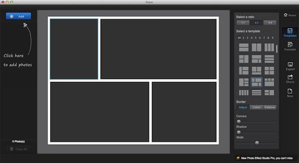 Macの画像アプリFotorの使い方7