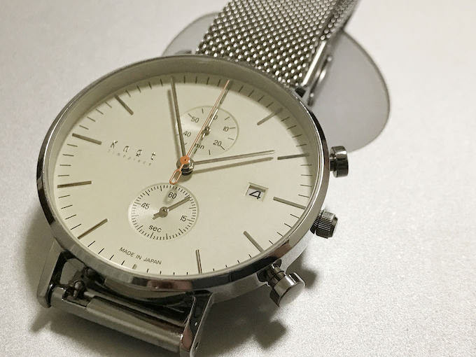 Best performance watch is knot 1