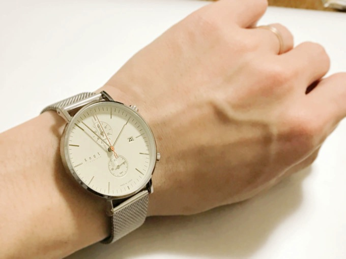 Best performance watch is knot 2