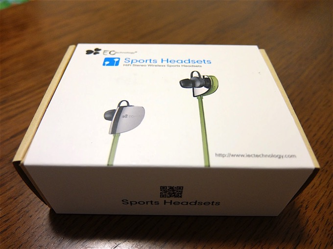 Bluetooth earphone ec tech 1