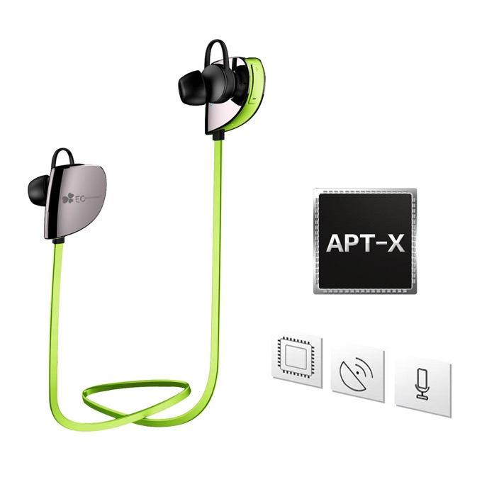 Bluetooth earphone ec tech 10