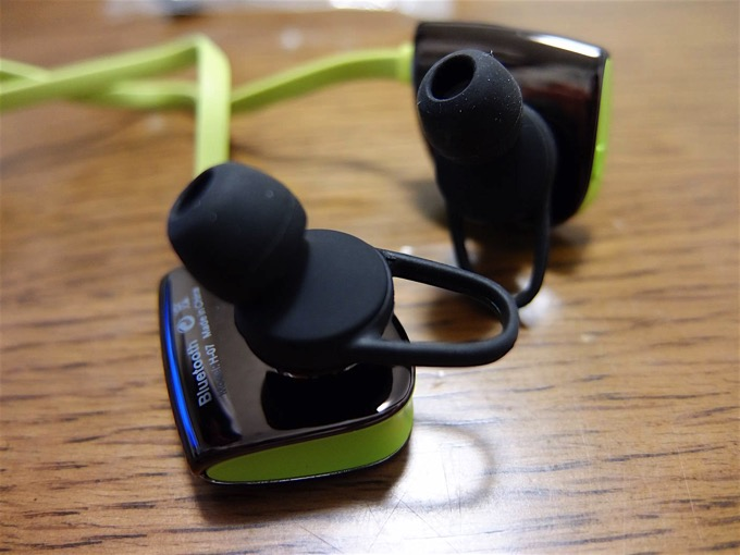 Bluetooth earphone ec tech 4