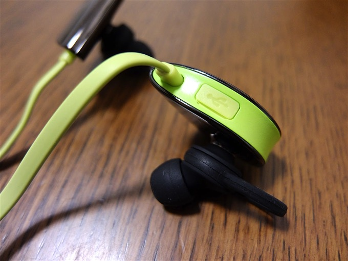 Bluetooth earphone ec tech 7