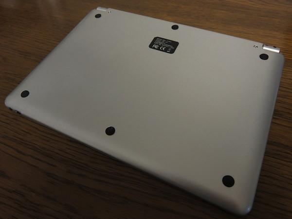 IPad Airで使えるコスパ最強のキーボード付きケースが超オススメ 3
