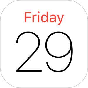 Apple「カレンダー」