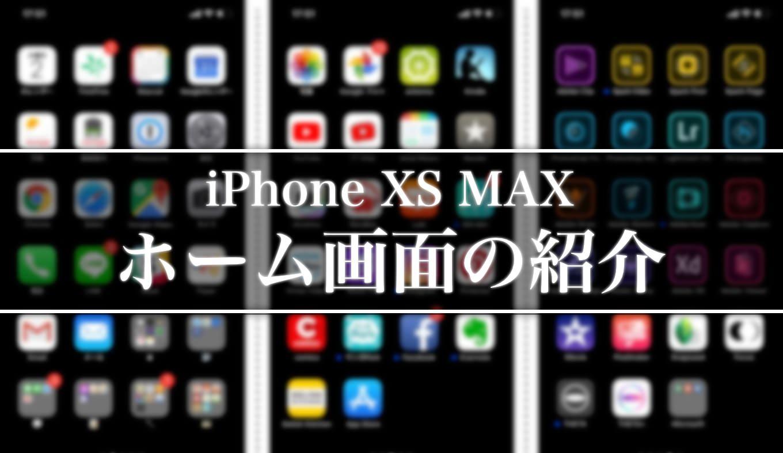 iphonexsmax-home