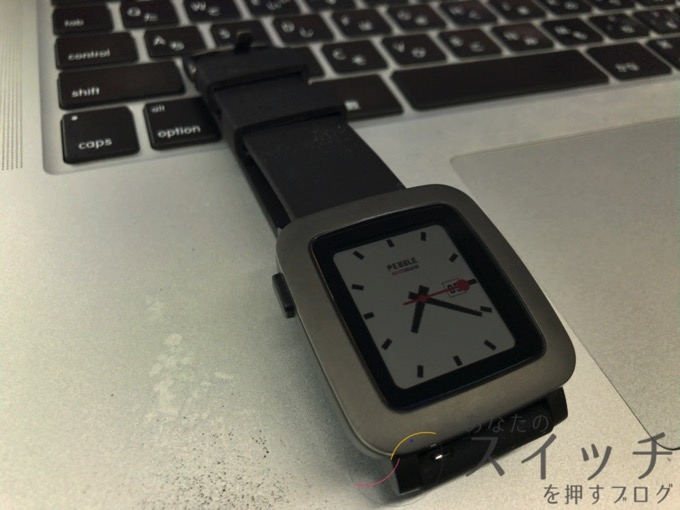 Pebble time 9 reason 4