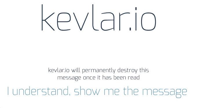 Text share kevlar 3