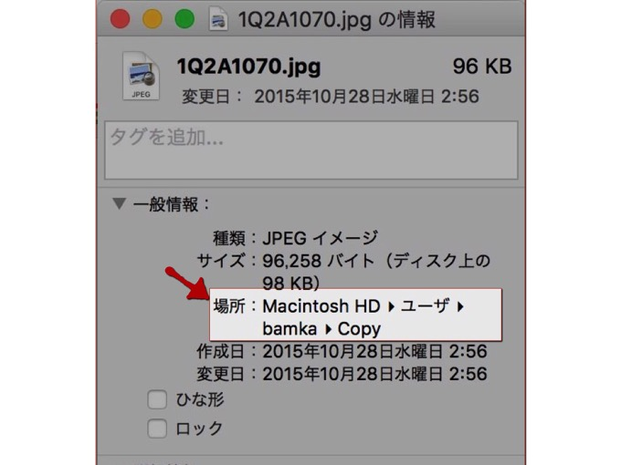 Where new file 005