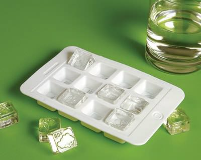 ICubes Ice Cube tray  Apple風製品