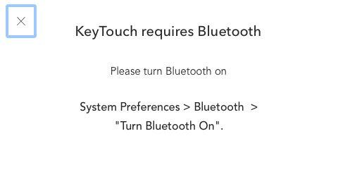 Macのパスワード入力やロックをiPhoneのTouch ID 指紋認証 で解除できるアプリ KeyTouch 8