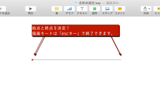 Keynoteで好きな図形を作る方法 002