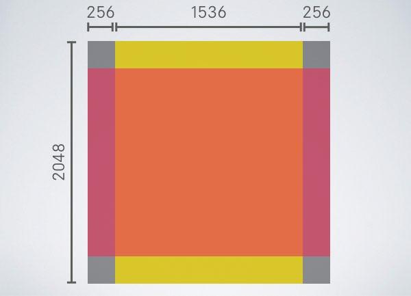 IPadで使える壁紙のサイズ