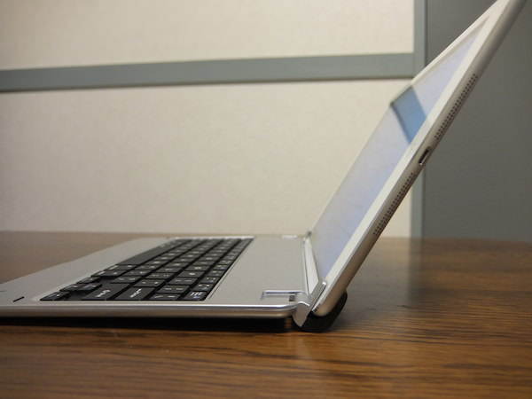 IPad Airで使えるコスパ最強のキーボード付きケースが超オススメ 6