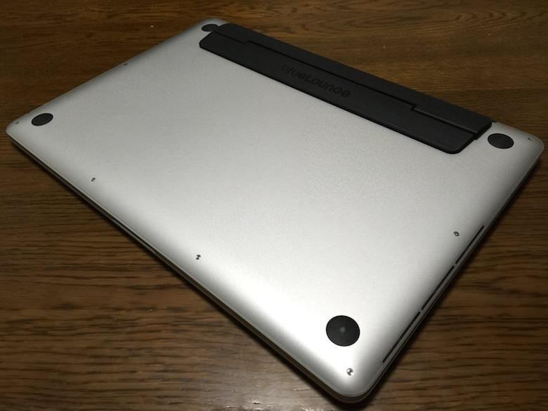Macに傾斜を付けるならKickflipがオススメ 8