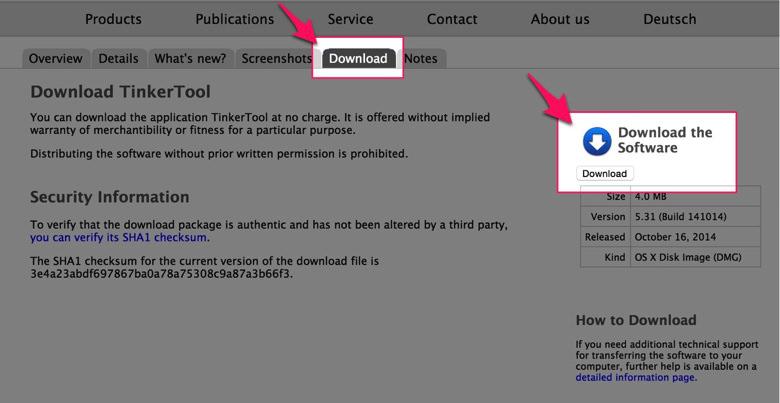Macの隠し裏設定をターミナル無しで変更できる神アプリ Tinker Tool 04
