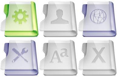Macのフォルダアイコンを変更すれば視認性が上がって整理が捗る(8)