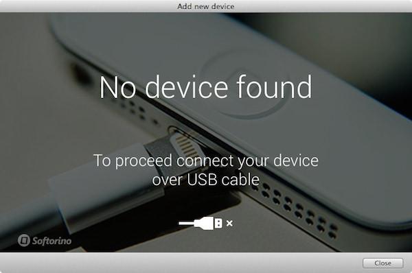 Mac WinからiPhoneの電池残量を確認できるアプリ iBetterCharge 1