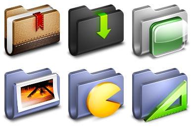 Macのフォルダアイコンを変更すれば視認性が上がって整理が捗る(9)