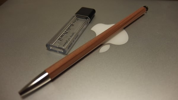 大人の鉛筆 4
