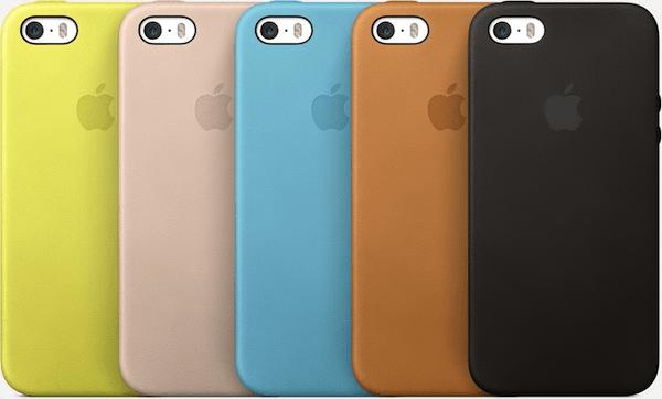 IPhone5S純正ケース