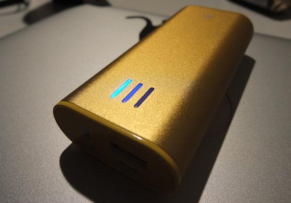 外出の新定番 小さくても大容量なオススメモバイルバッテリー 4