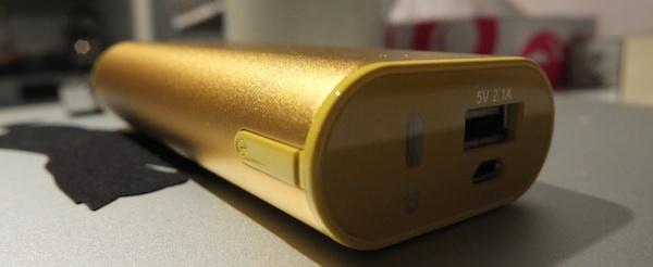 外出の新定番 小さくても大容量なオススメモバイルバッテリー 3