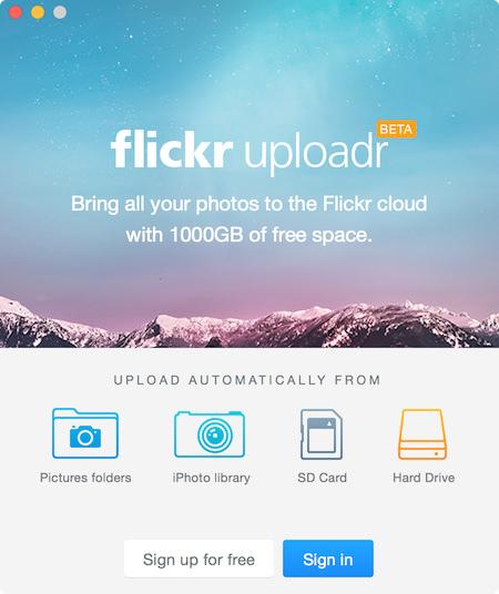 Introduction flickruploadr 1
