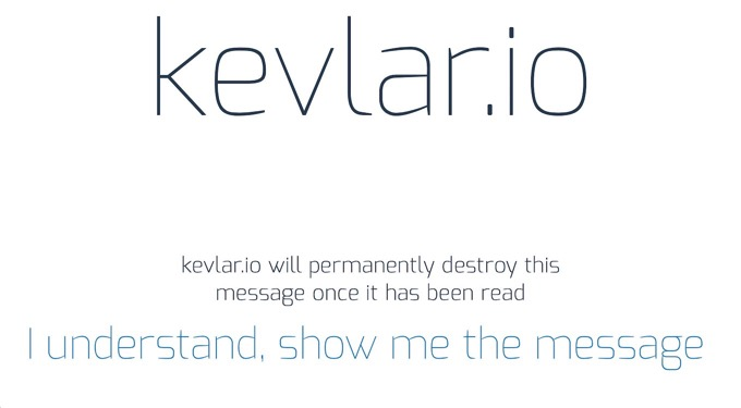 Text share kevlar 3