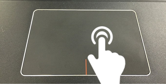 Touchpad gesture 5