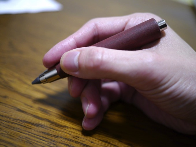 Workman clutch pencil 5