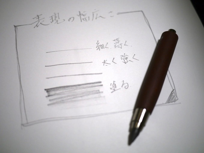 Workman clutch pencil 9